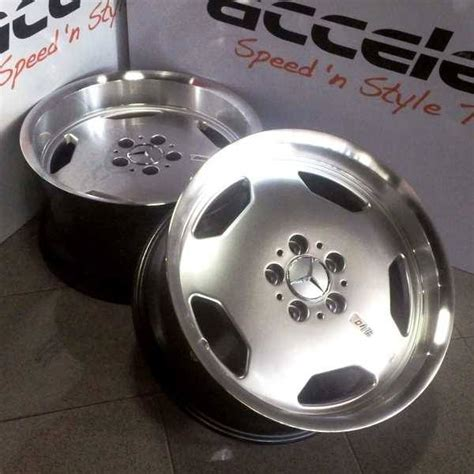Velg Mobil Mercy Amg R17x8 9 Pcd 5x112 Et35sml jual velg amg ring 17 mercedes flash auto modified