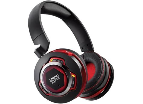 Headset Komputer creative labs rolls out sound blaster evo gaming headsets with axx processing