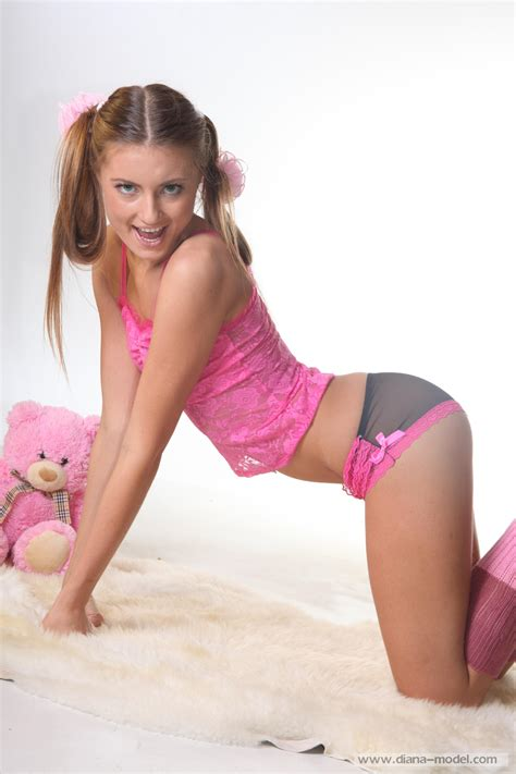 little girls can be little thong