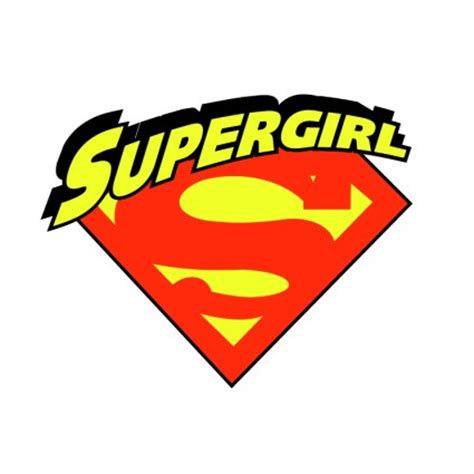 supergirl emblem template supergirl clip cliparts co