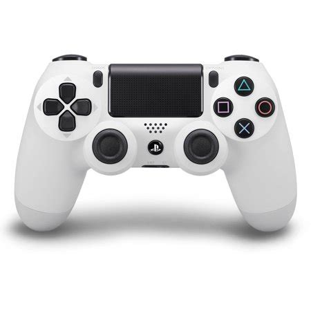 New Dualshock 4 Glacier White by Sony Dualshock 4 Controller Glacier White Ps4 Walmart