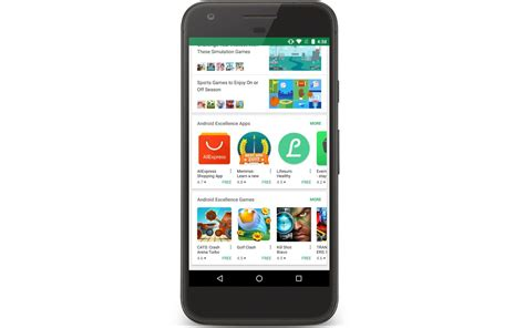 shop android showcases great play store apps with new android excellence collections