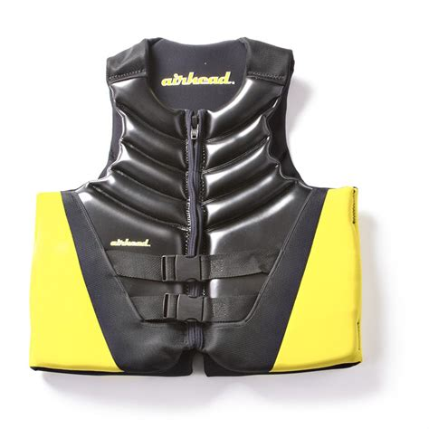 neoprene vest airhead 174 neoprene ski vest 223509 ski paddle vests at sportsman s guide
