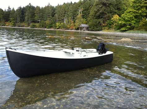 skiff or bay boat jericho bay lobster skiff woodenboat magazine