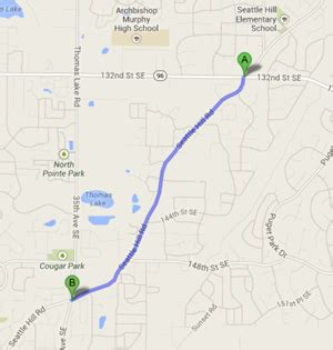 seattle map hill mill creek and snohomish county cooperating to widen