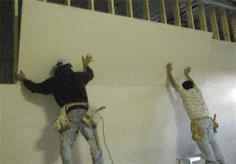 Drywall Installer by Minnesota Drywall Sheetrock Company Sheetrock Installers 612 481 6911