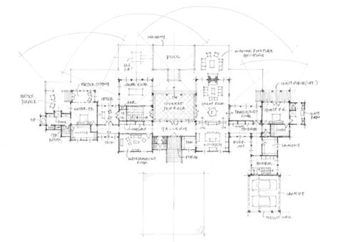 historical concepts home plans historical concepts floor plans pinterest