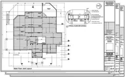 engineering floor plan permit construction plans tamlin homes timber frame