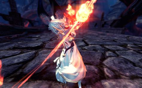 blade soul  waves update trailer teases  class