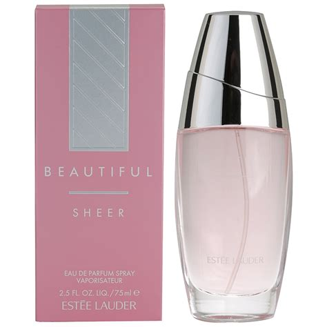 Estee Lauder Beautiful est 233 e lauder beautiful sheer eau de parfum for 75