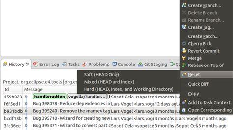 git tutorial reflog 4 of 5 distributed version control system git version