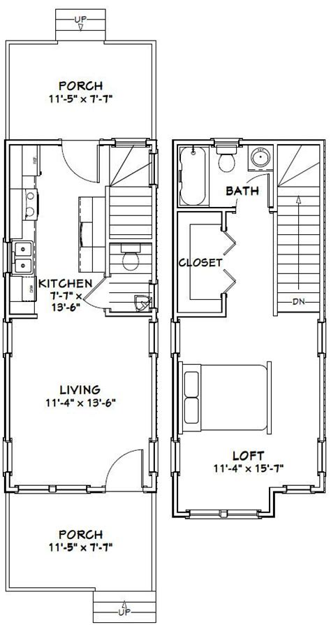 excellent floor plans 12x28 tiny house 12x28h4 605 sq ft excellent