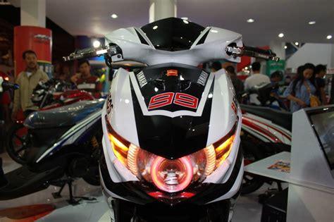 Lu Projector Mio Soul Gt matik yamaha berlivery motogp gilamotor