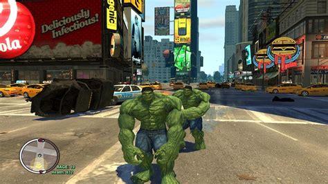mod gta 5 pc hulk grand theft auto iv the incredible hulk script hulk
