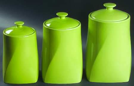 lime green canisters certified int corp colorworks lime green at replacements ltd
