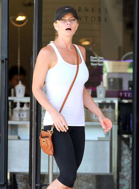 Jaime Pressly Confirms Shes A Baby Boy by Jaime Pressly Photos Photos Jaime Pressly Leaving