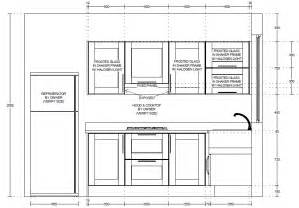 Kitchen Cabinet Drawings Kitchen Cabinets Drawings Free Tool Shed Blueprints Shed Plans Course