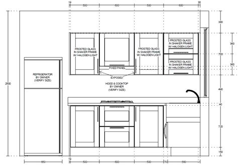 Kitchen Cabinet Drawing Kitchen Cabinets Drawings Free Tool Shed Blueprints Shed Plans Course