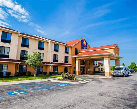 comfort inn in kansas city mo comfort inn kansas city airport in kansas city mo