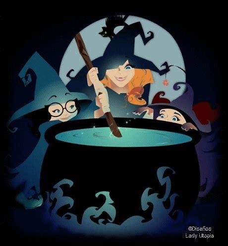 imagenes de hadas halloween el bosque de las brujas hadas y magos