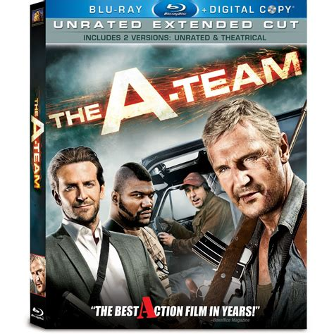 film blu ray the a team blu ray review collider