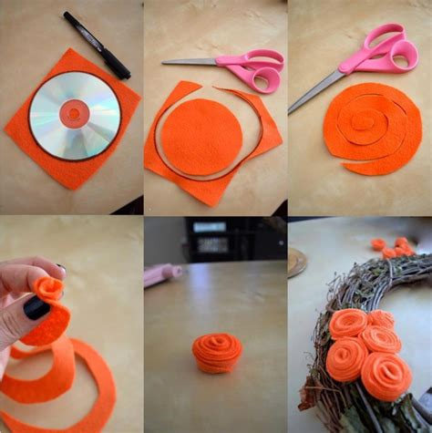 Simple Handmade Decorations - diy tutorials fashion home crafts stuff home design