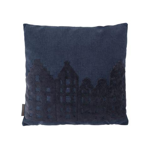 Mens Pillow by Pillow Amsterdam Zuidas Navy Souvenir Gift V