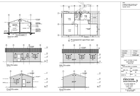 Floor Plan And Elevation Drawings by 100 Floor Plan Elevation Fastbid 3 Autozone 3724