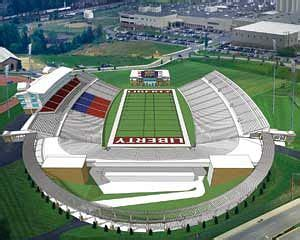 liberty vine center seating chart update williams stadium expansion vines center