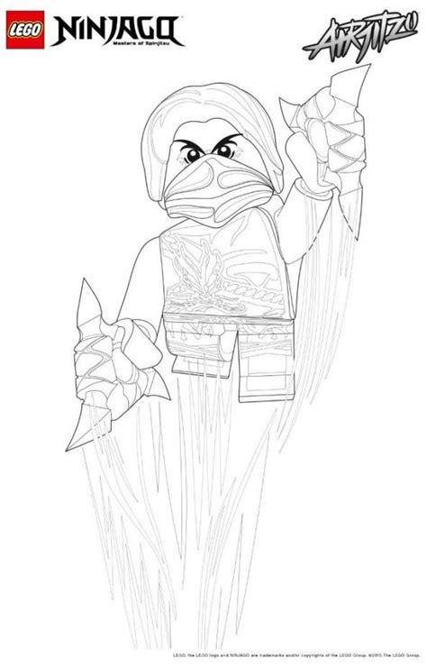 coloring pages ninjago morro 53 best morro master of wind images on pinterest lego