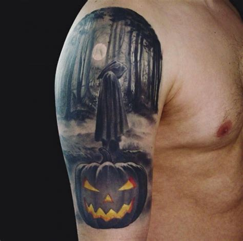 halloween tattoos 40 must see tattoos for temporary