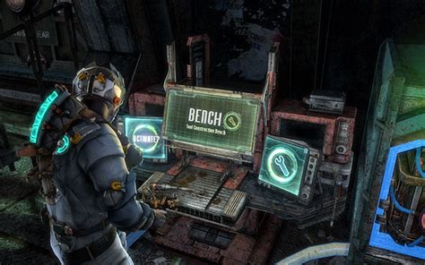 workbench tips dead space 3 game guide gamepressure com