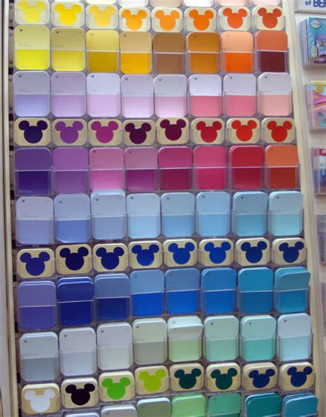 disney paint swatches from behr available at home depot let the as gift