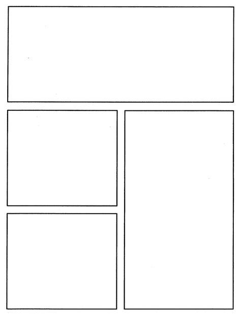 comic book layout template comic book template beepmunk