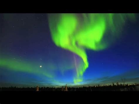northern lights in april northern nights northern lights in inuvik northwest