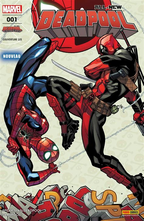 All New review all new deadpool 1