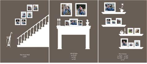 ideas for displaying pictures on walls 50 cool ideas to display family photos on your walls