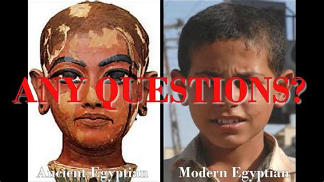 ancient egyptian people modern modern egyptians vs modern sudanese what does genetics