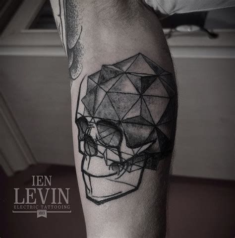tattoo geometric skull 921 best geometric tattoos images on pinterest geometric