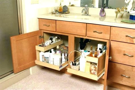 cabinet door der lowes sink sliding organizer home depot pull out storage
