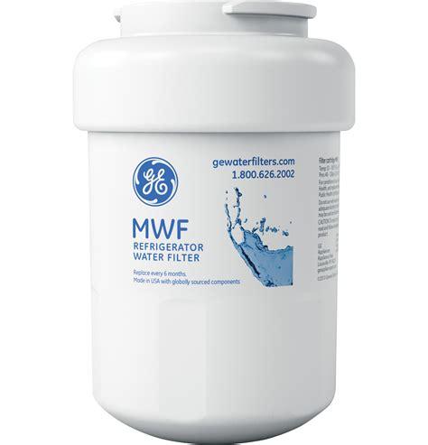ge water filter mwfp ge 174 refrigerator water filter ge parts