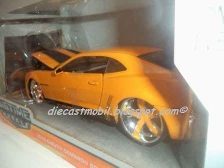 Sale Diecast Miniatur Mobil Klasik Up Chevrolet Chevy jual diecast 2010 chevy camaro ss 1 24 diecast
