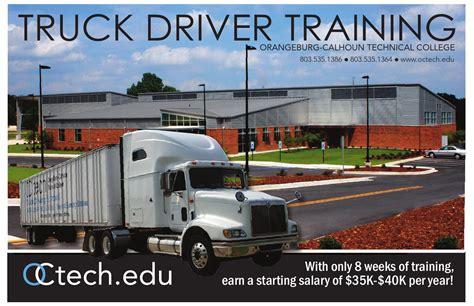 publications orangeburg calhoun technical college truck driver training by orangeburg calhoun technical