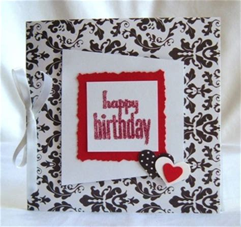 Happy Birthday Handmade Card Designs - handmade birthday cards 8 weddings