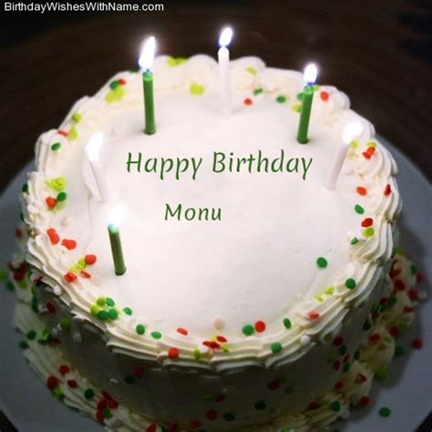 arun cakes pasteles 835 happy birthday monu happy birthday birthday wishes for monu