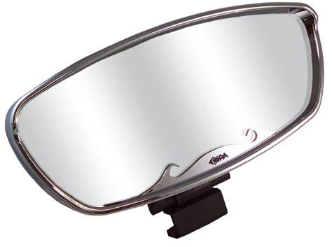boat windshield mirror cipa wave rearview boat mirror convex square