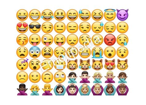new iphone emojis for android whatsapp brings new emojis to android beta