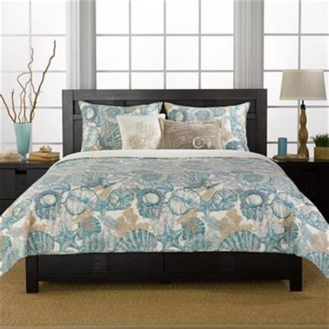 chelsea bedroom collection jcpenney home my heart jcp home brushed ashore quilt set accessories