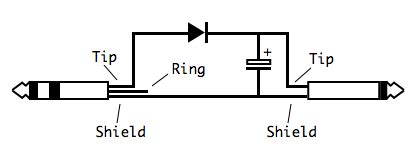 floating capacitor multiplier silent way ac encoder