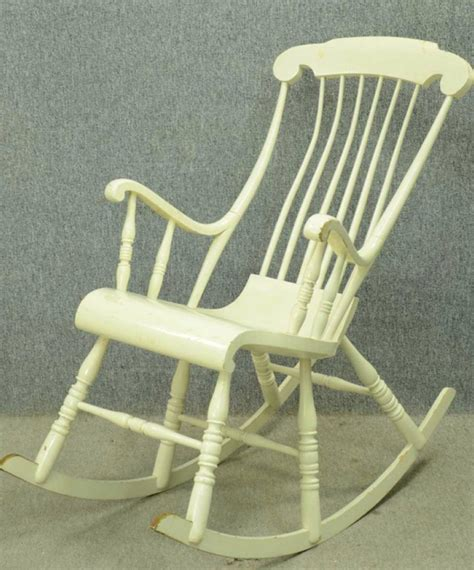 Rocking Chair For Sale by Swedish Interior Design 187 Archive Antique Swedish